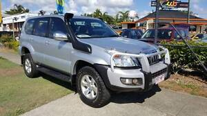 '04 Toyota LandCruiser Prado Wagon - Finance Today at great rates Westcourt Cairns City Preview