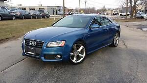 2011 AUDI A5 2.0T QUATTRO S LINE 6 SPEED MANUAL CERT AND ETESTED