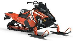 "POLARIS 800 RMK Assault 155"" 2019 SNOWCHECK"