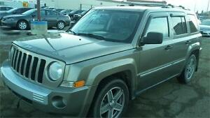 2008 Jeep Patriot SOLD SOLD SOLD