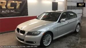 BMW 328XI 2011 ,X DRIVE 6CYL 3.0L AWD 119 200 KM, 4 PORTE AUTOMA