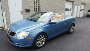 2009 VOLKSWAGEN EOS 2.0TSI HARD TOP CONVERTIBLE