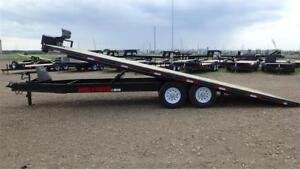 2017  24' Hydraulic Full Tilt Highboy (14000 GVW) Double A