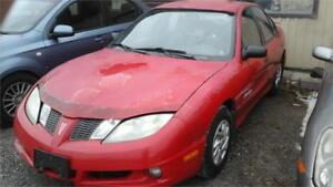 2004 Pontiac Sunfire SL PW PL RUNS AND DRIVES GREAT AS.IS DEAL