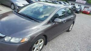 2010 HONDA CIVIC 5 SPEED MANUAL EXCELLENT CONDITION WITH SAFETY
