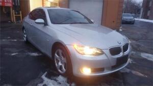 BMW 328XDRIVE COUPE  IN MINT CONDITION