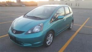 2014 Honda Fit with Very low kms