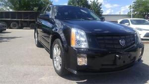 Cadillac SRX All Wheel Drive Loaded Sport Premium Pkg Certified