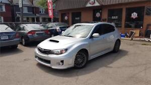 2011 Subaru Impreza sti  WRX SUPPER CLEAN ONLY 109,607KM WRX TUR