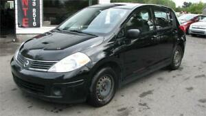 Nissan Versa SL 2009 154000km excellente condition