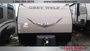 29 VT Grey Wolf! Great Deal for a Bunk Model