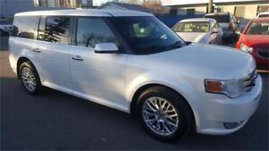 2010 Ford Flex SEL  (With Warranty)