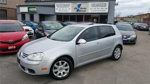 2008 Volkswagen Rabbit P-MOON, ALLOYS