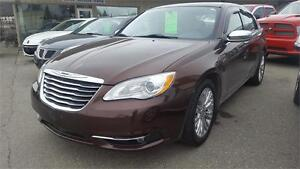 2012 Chrysler 200 Limited - ARRIVAL MARCH 08 BEAUTIFUL CAR