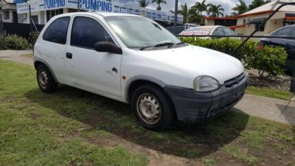 Holden Barina - As Traded - No RWC - No Rego - Parts or Restore Westcourt Cairns City Preview