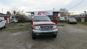 2004 Ford F150 Heritage XLT