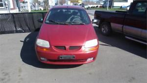 2005 Pontiac Wave De base