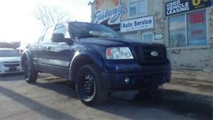 2008 Ford F-150 STX 4x4 Super-cab