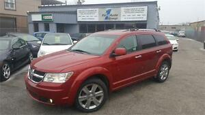 2009 Dodge Journey R/T 7 PASS. DVD, BACKUP CAM