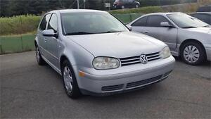 2006 VOLKS GOLF GL , HACHTBACK , AIR , BAS KM CERTIFIER