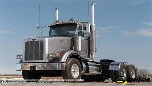2011 PETERBILT 367 DAY CAB À VENDRE / DAYCAB TRACTOR FOR SALE