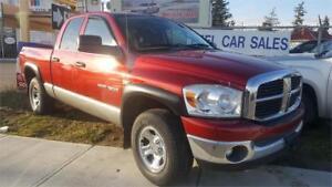 2007 Dodge Ram 1500 ST ** 4 DOOR** 3 YRS WARRANTY INCLUDED**