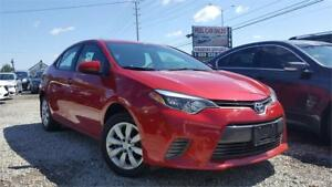 2016 Toyota Corolla LE|BLUETOOTH|REAR VIEW|