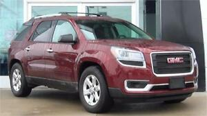 2016 GMC Acadia SLE-2 AWD|Sunroof|Remote Start|7-Passenger