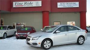 2015 Chevrolet Cruze LT Sedan **ONLY 93,000kms!**
