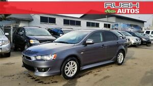 2010 Mitsubishi Lancer SE FWD **BLUETOOTH READY, LOW KM**