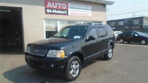 FORD EXPLORER 4X4 LIMITED 2003