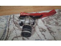 Canon EOS 300 camera plus Tamron Aspherical lens