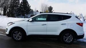 Hyundai Santa Fe Sport Luxury 2014 AWD      - FINANCEMENT
