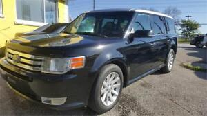 2009 Ford Flex SEL,AWD,LEATHER,PANORAMIC ROOF!