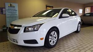 2014 Chevrolet Cruze 1LT/AUTO/CERTIFIED/IMMACULATE$9999