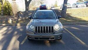 JEEP COMPASS 2008. 4 cyl!!!