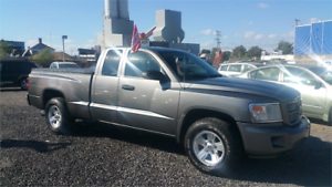 2008 Dodge Dakota 4X4 EXT CAB GARANTIE 1 ANS
