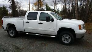 2014 GMC Sierra 4X4 2500HD SLE Crew Cab Short Box