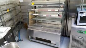 1.20 Metre Wide Open Fronted Patisserie Fridge AST078