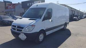 2008 Dodge Sprinter 2500 Diesel Extended Edition