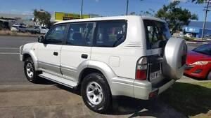 Auto - 4x4 - 8 Seater - Toyota LandCruiser Prado GXL Wagon Westcourt Cairns City Preview