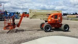 JLG 450AJ II Boom Lift