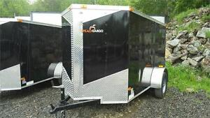 ** NEW 5X10 w/ 3500LBS AXLE,SIDE DOOR for ONLY 2795$+TX