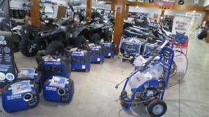 ALL YAMAHA GENERATORS,INVERTERS AND PRESSURE WASHERS AT COST