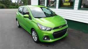 2016 Chevrolet Spark LT for only $132 bi-weekly all in!