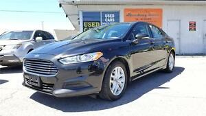 2014 Ford Fusion SE - Safety Certified, No Accidents, Automatic