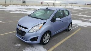 Chevy Spark 2015 Mint Condition with extended warranty!!!