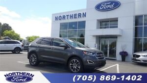 2016 Ford Edge Titanium AWD DEMO!