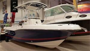 Striper Boats 200CC Center Console w/ Trailer (2018)