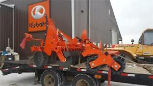 Kubota CD1000 and CD2000 High Speed Discs